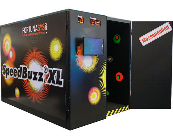 SpeedBuzz XL Vermietung – FortunaSys